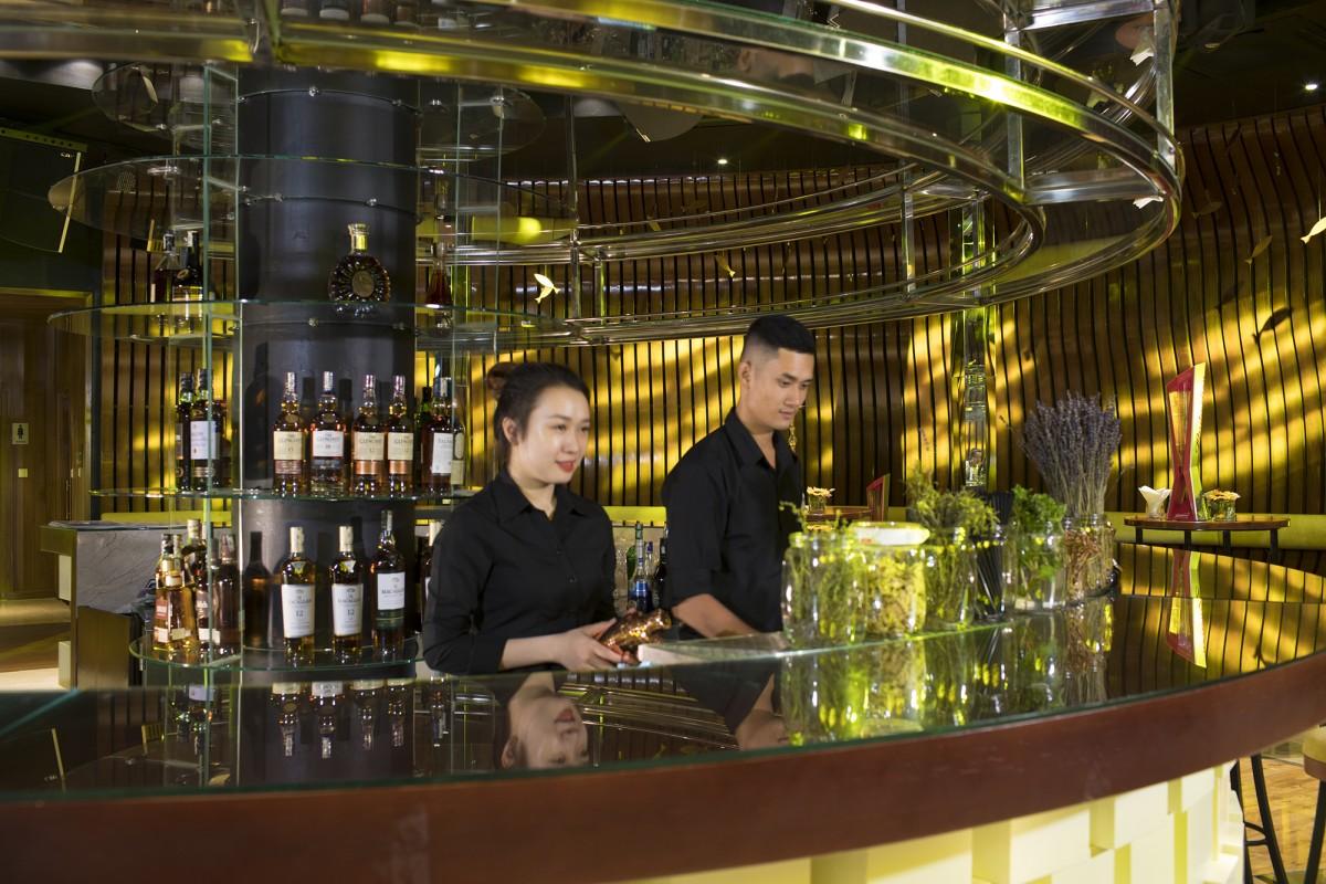 Image result for hòn tằm lounge